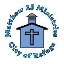 Matthew 25 Ministries, Inc. Logo